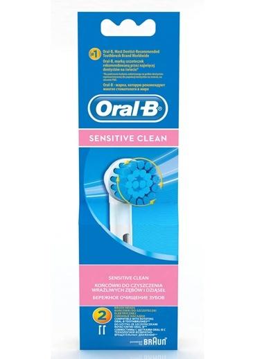 Diş Fırçası Yedek Başlığı Sensitive 2 adet-Oral-B